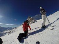 wyjazd studencki na narty