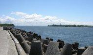 widok na polskie morze